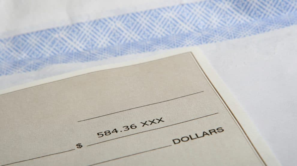Jaką część wynagrodzenia może zająć komornik?